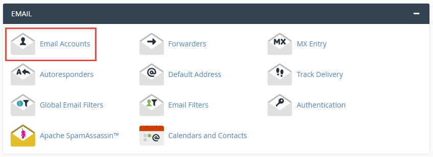 How to Change or Reset Email Account Password in cPanel