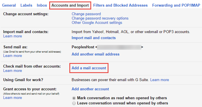 How to Set Up Gmail for POP3 and SMTP - Knowledgebase