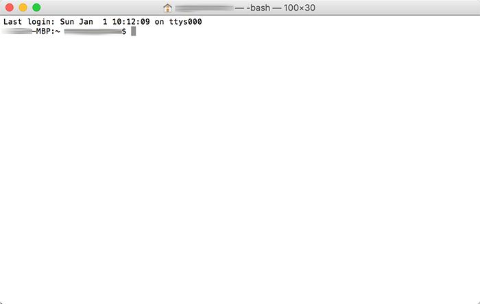 Edit Hosts File on Mac